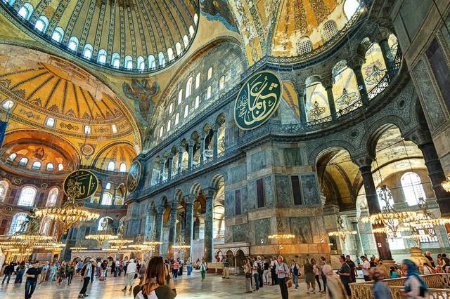 Собор-Св.Софии - Стамбул_640x426